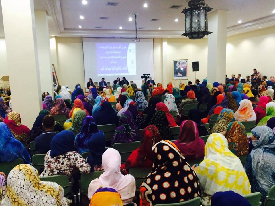 ندوة نساء الأصالة والمعاصرة بتيزنيت: هذه توصياتنا لتشجيع المشاركة السياسية للمرأة المغربية