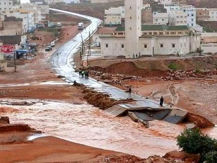فتح الأظرفة لصفقة الحماية من آثار الفيضانات الخاصة بجماعتين بسيدي إفني بداية يونيو المقبل بمقر العمالة