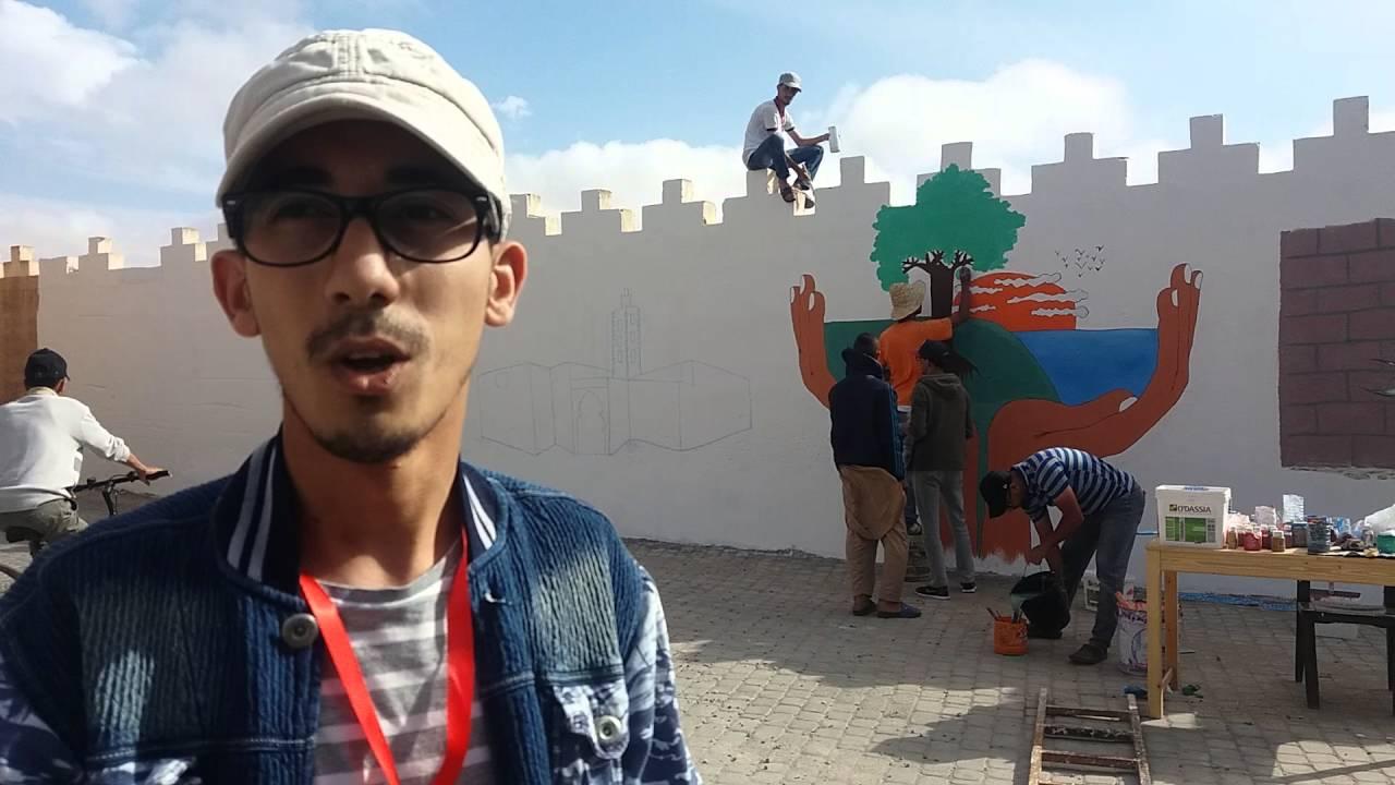 """جمعية حي إضلحا : """" من أجل حي مرب """""""