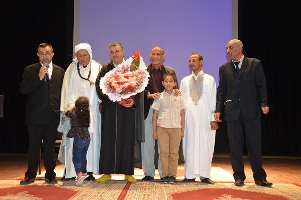 تيزنيت : أسرة التعليم الأولي تكرم الأستاذين محمد حيسون و اليزيد مزيان