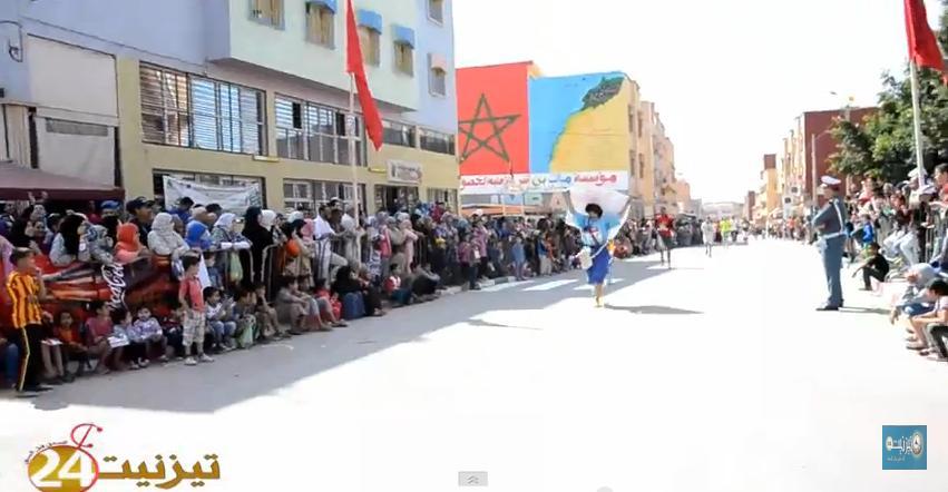 بالفيديو: سندباد تيزنيت يحط الرحال بالدراراكة