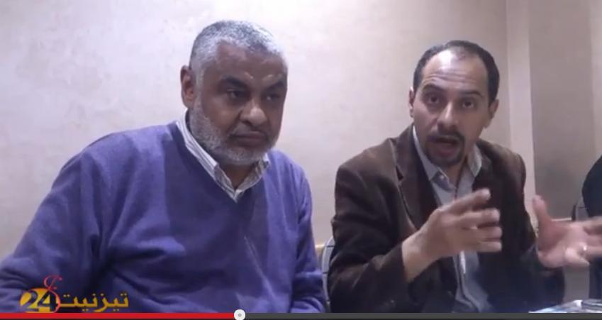 بالفيديو : القصطلاني و مخلوق يهاجمان انتخابات التعاضدية