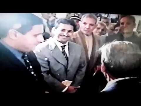 بالفيديو : وزير الداخلية و الاعلام يهنئ اخنوش و مجموعته 1995