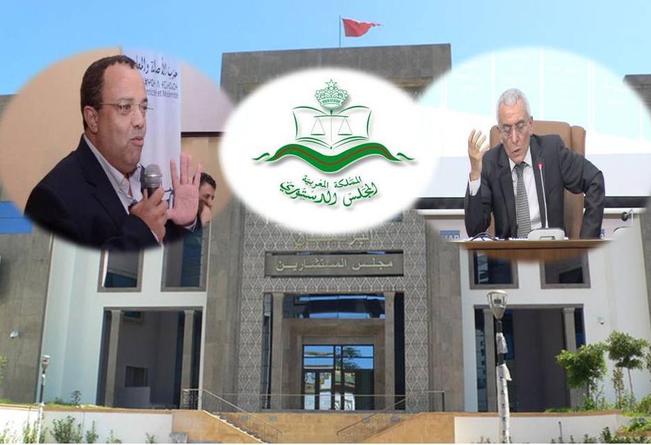كيف جاءت عريضة الطعن ضد مقعد عبد اللطيف اعمو بمجلس المستشارين