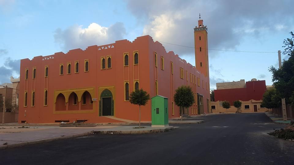 وزارة الاوقاف و الشؤون الاسلامية  ترخص لمسجد الوحدة باقامة صلوات الجمعة