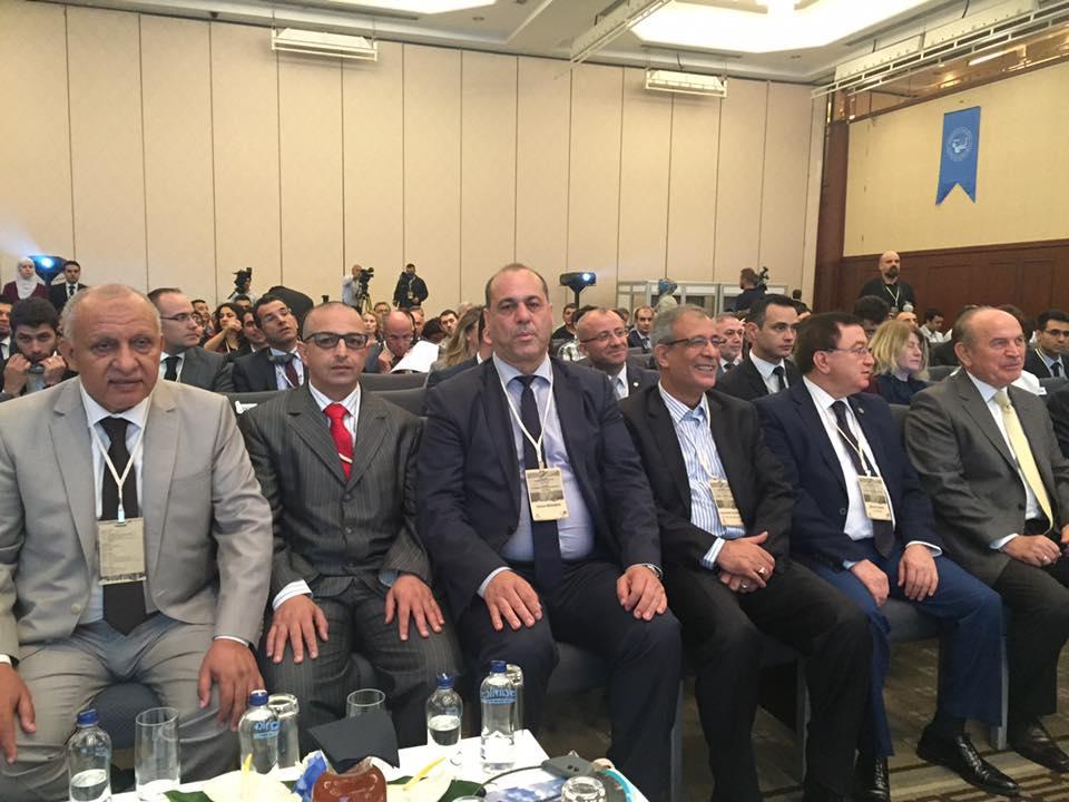 رئيس جماعة تيزنيت يشارك في الندوة الدولية حول البيئة و الاسكان بتركيا