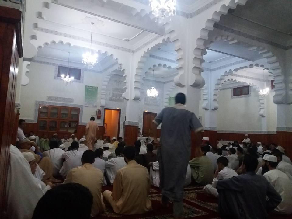 حفل ختم صحيح البخاري بالمدرسة العلمية العتيقة رسموكة