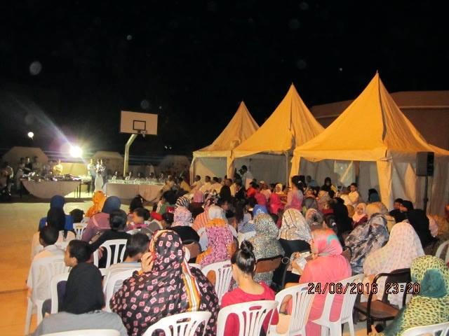 تيزنيت :..جمعية تحدي الاعاقة تحتفل بالذكرى العشرين لتأسيسها وبنهاية الموسم الجمعوي 2015/2016
