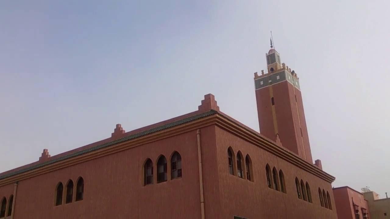 بالفيديو: مساجد تيزنيت مسجد المختار السوسي