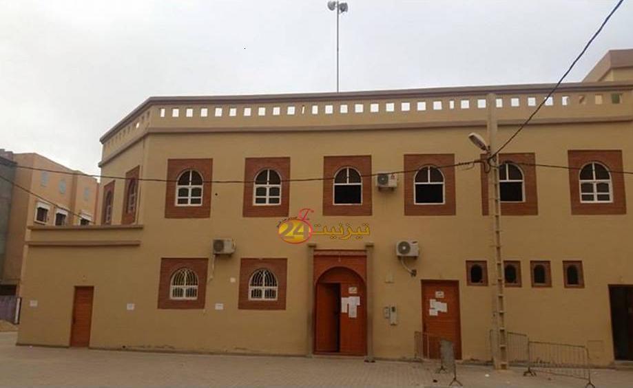 محمد الصالحي رئيسا لجمعة رعاية مسجد الغفران