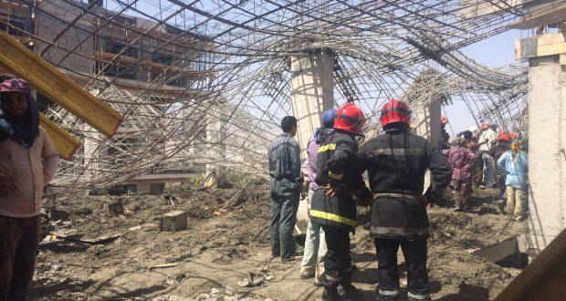 مصرع عامل جراء انهيار سقف عمارة قيد البناء بحي فونتي بأكادير