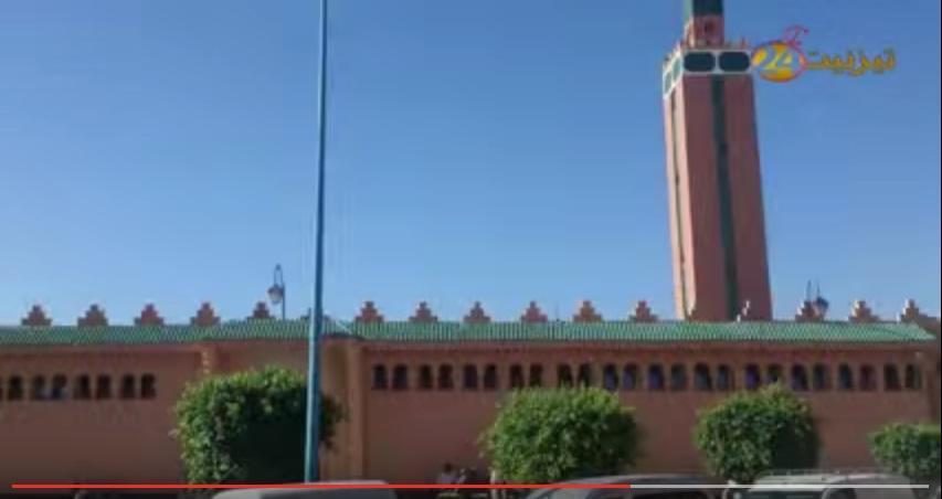 مساجد تيزنيت : مسجد القدس