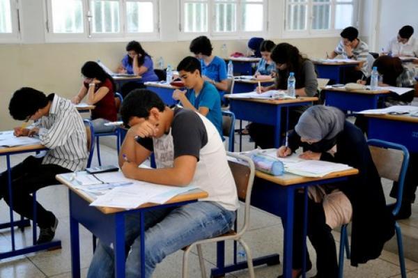 تأجيل موعد إجراء اختبارات الدورة الاستدراكية للامتحان الجهوي الموحد للباكالوريا