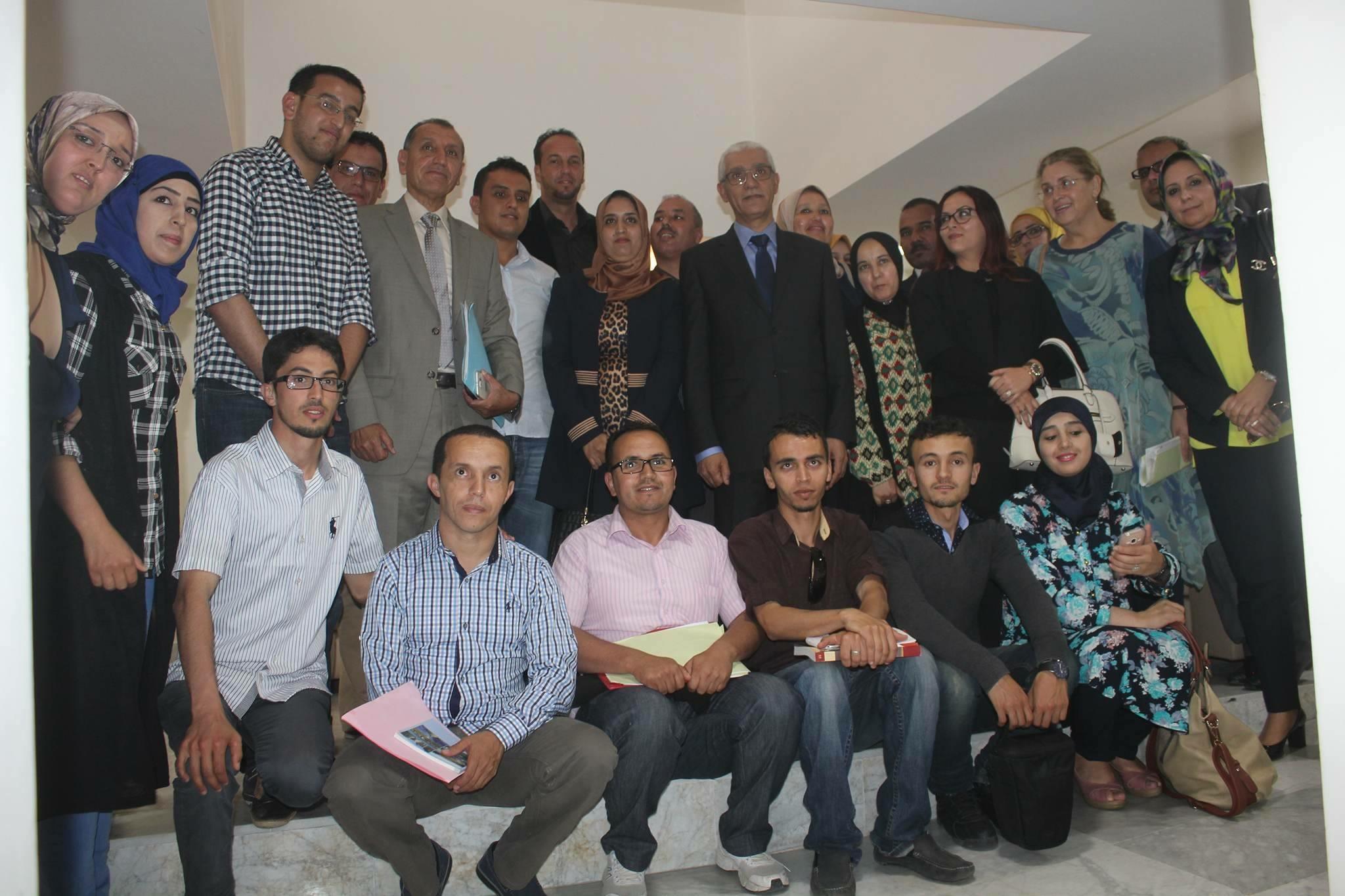 أنشطة مكثفة وزيارة متميزة لفعاليات حزب الحمامة بتيزنيت لمقر البرلمان ومدينة الدار البيضاء