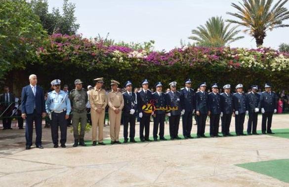 مديرية الحموشي ترقي 7469 رجل أمن من مختلف الرتب والأسلاك الأمنية