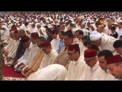 بالفيديو : صلاة عيد الفطر  بتيزنيت