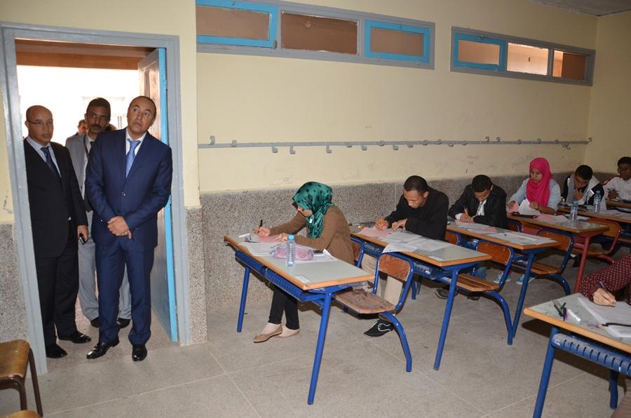 المديرية الاقليمية بتيزنيت تحقق اعلى نسب نجاح في امتحانات الباكلوريا على الصعيد الجهوي في مجموع الدورتين العادية والاستدراكية.