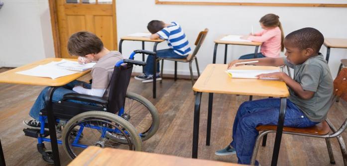 إعلان عن طلب عروض مشاريع الجمعيات العاملة في مجال تحسين ظروف تمدرس الأطفال  في وضعية إعاقة برسم سنة 2016