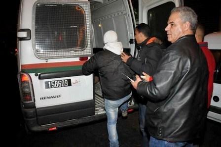 شرطة ايت ملول تعتقل شابا قتل خمسينيا في أول ايام العيد