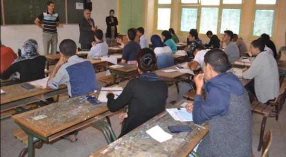 رصد 128 حالة غش في الدورة الاستدراكية للامتحان الوطني لنيل شهادة الباكلوريا بسوس ماسة