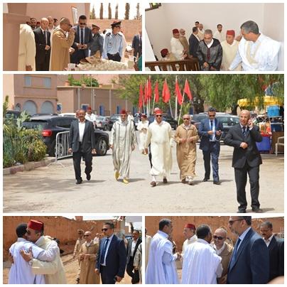 انعقاد موسم ماء العينين و مطالب لجعله موعدا للتلاقح الثقافي بين المغرب و عمقه الافريقي