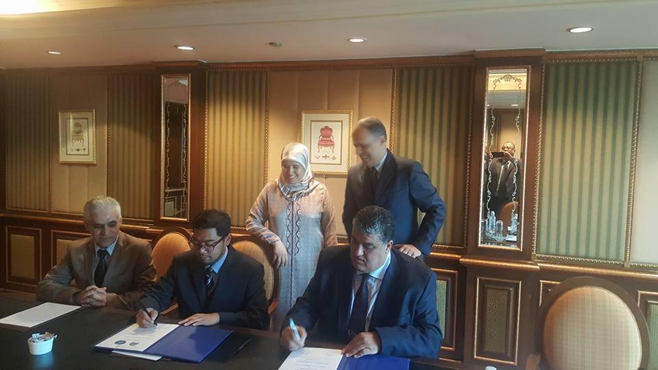 جامعة ابن زهر باكادير توقع مذكرتي تفاهم مع أشهر جامعتين بماليزيا