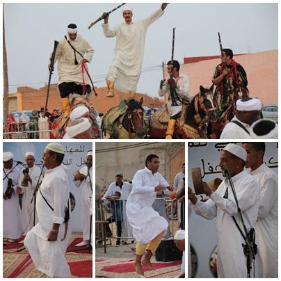جماعة المعدر الكبير : من كويرة إلى كازا الله ينصر سيدنا والحرية ، عنوان حفل التميز المدرسي