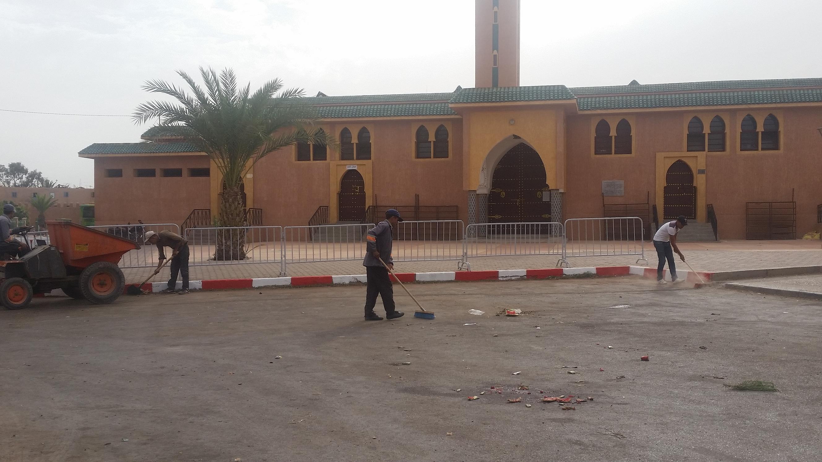 انتهاك حرمات مسجد السنة يدفع جمعيتين إلى مراسلة المسؤولين بتيزنيت