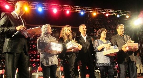 الاعلان عن نتائج جائزة أوشاكور للصحافة في الدورة 11 من مهرجان تيفاوين