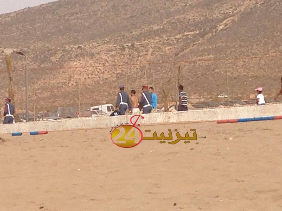 الشيشة تقود شابين الى الاعتقال بشاطئ اكلو