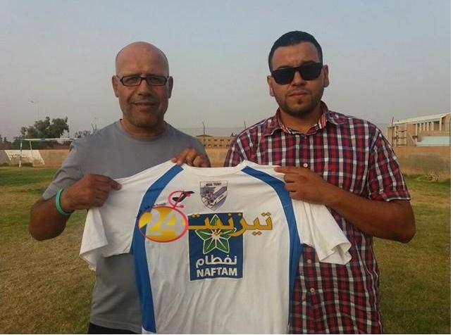 رسميا علي ادوفقير مدربا لفريق أمل تيزنيت لكرة القدم