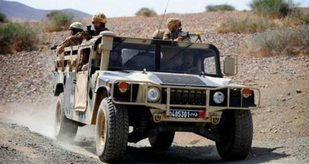 عناصر القوات المسلحة الملكية تعتقل ابن وزير في جمهورية الوهم
