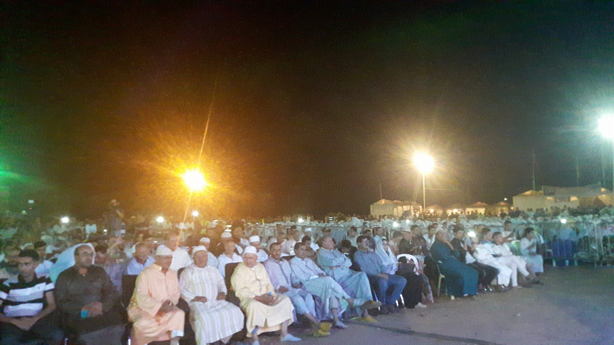 مهرجان تركانين يختتم نسخته الأولى بحضور فاق 10 آلاف زائر