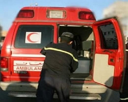 اصابة شخصين بجروح خطيرة في حادثين متفرقين بتيزنيت