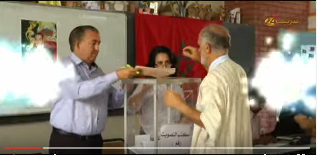 تيزنيت 24 تواكب الحملة الانتخابية بتيزنيت
