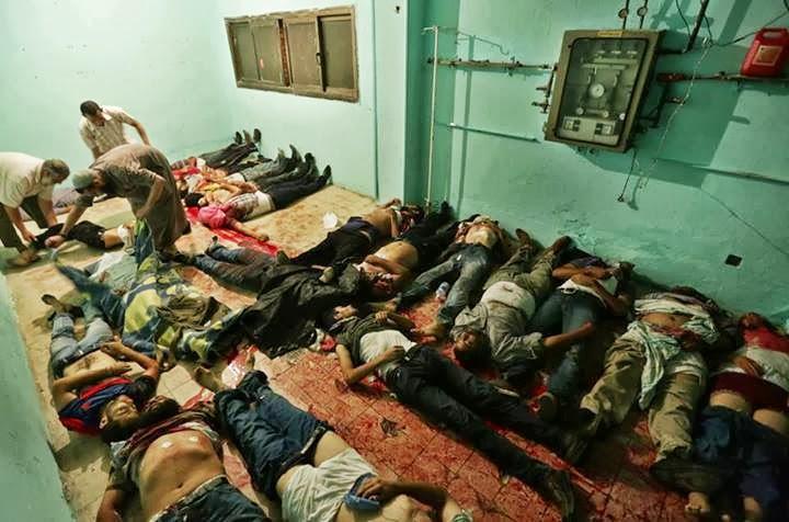 الفيزازي يهنئ أمراء الخليج بعد مذبحة مصر